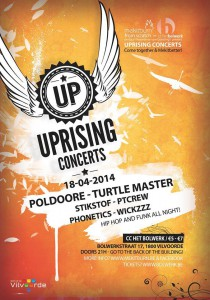 Up Rising CC Bolwerk